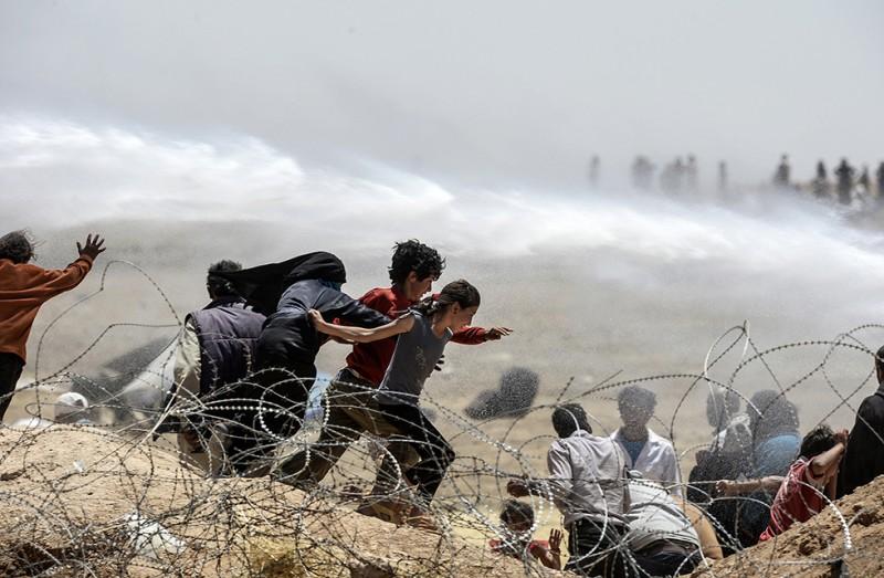 Nincs kerítés, ami, menekült, határzár 13 (Array)