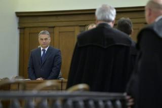 Orbán Viktor a református konferencián (Array)
