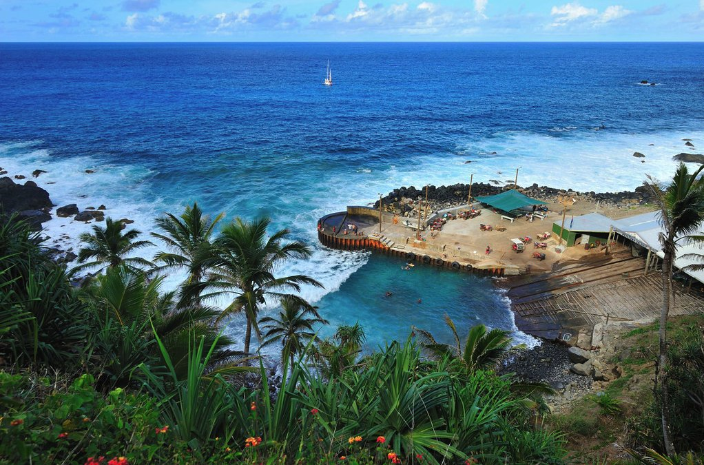 Pitcairn sziget (Array)