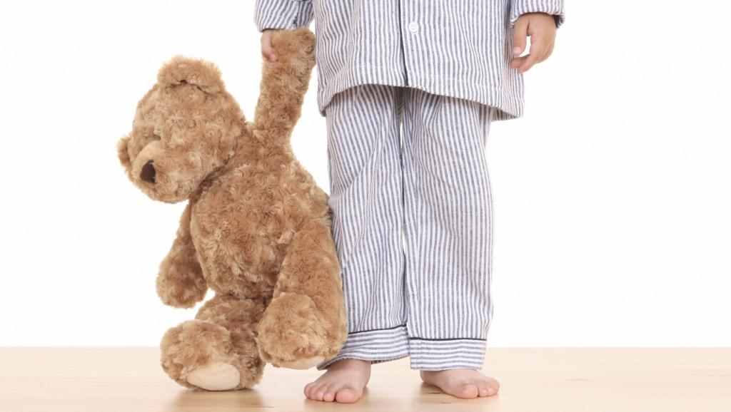 Pizsamás kisfiú (Array)