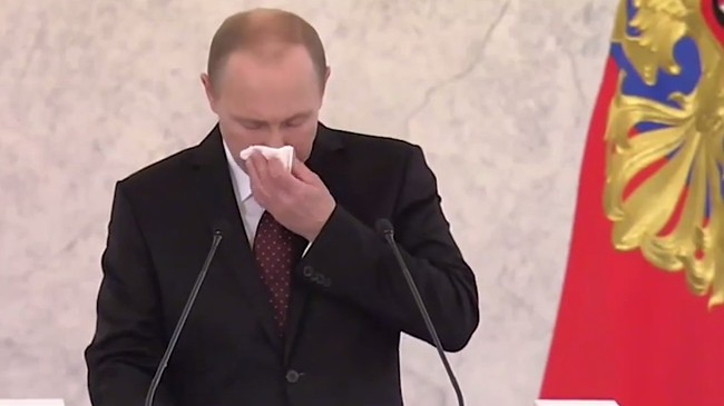 Putyin-beszéd (Array)