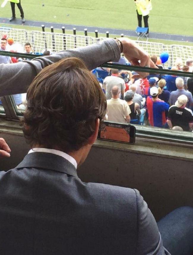 Roger Federer (Array)