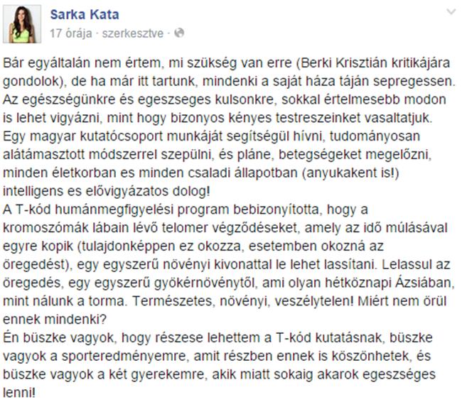 Sarka Kata (Array)