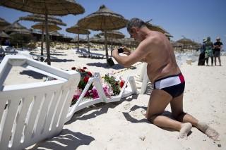 Tunézia, merénylet (Array)