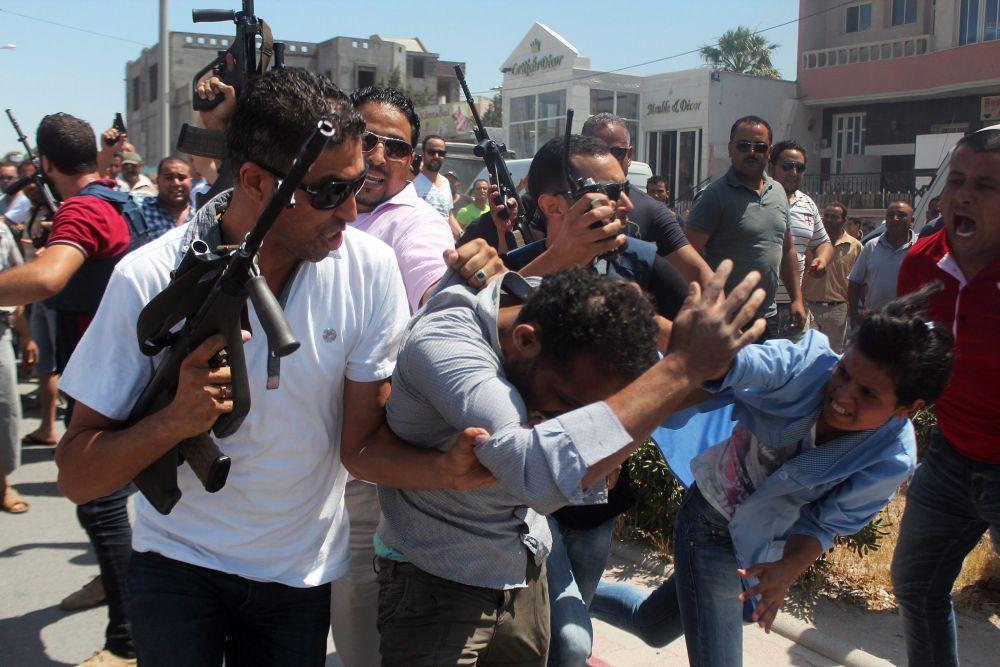 Tunéziai támadás (Array)
