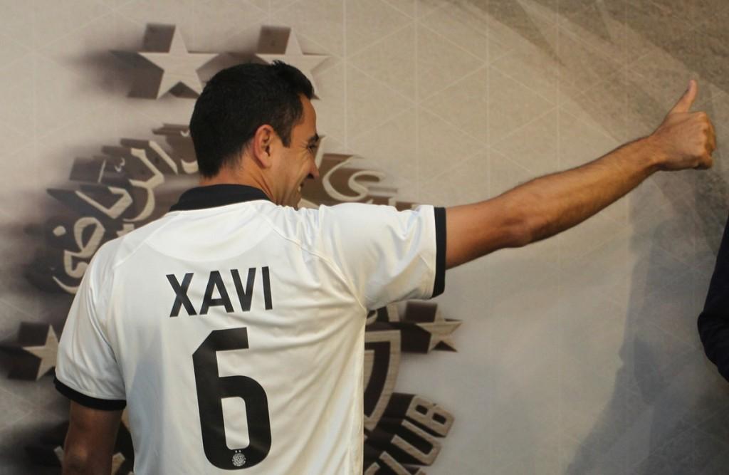 Xavi (Array)