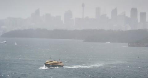 Ausztrália és szövetségese 2015-ig