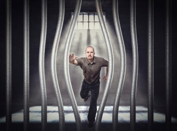 börtön szökés (Array)
