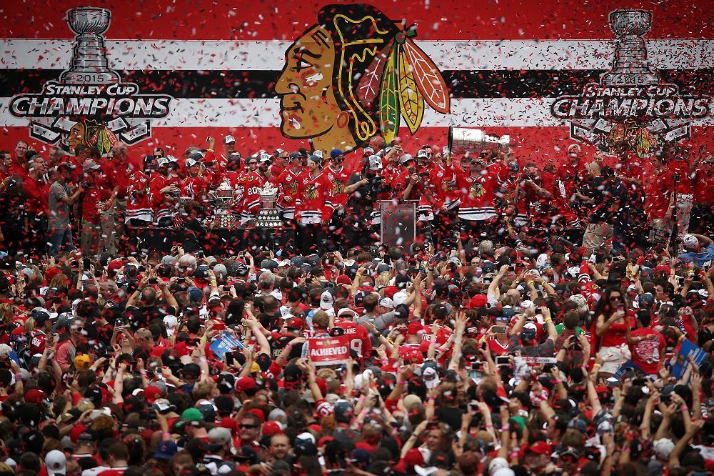 chicago blackhawks (Array)