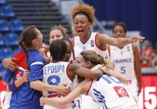 francia kosárlabda válogatott (Array)