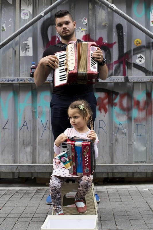 gyerek, isztambul 10 (Array)