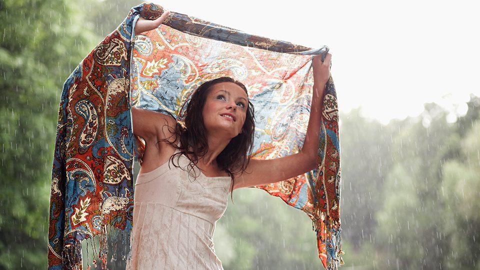 hideg, hűvös nyár, időjárás (Array)