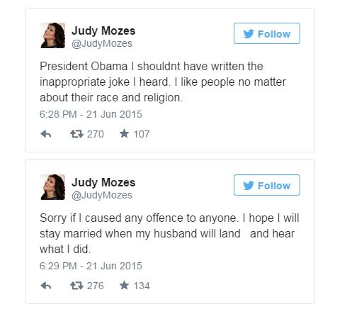izraeli miniszterfeleség tweet 2 (Array)