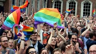 melegházasság, Dublin (Array)