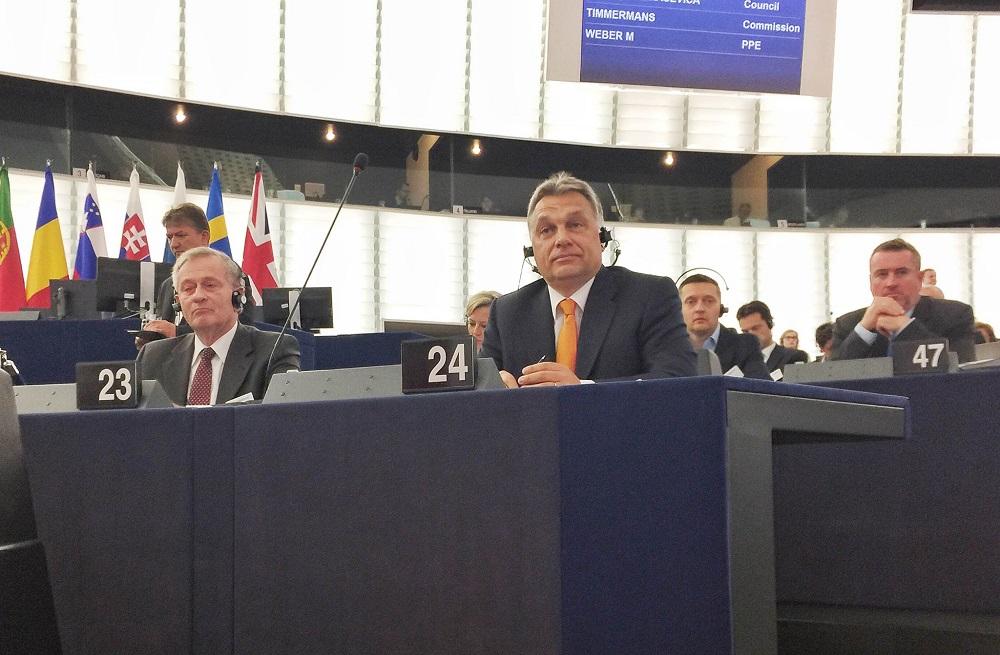 orbán az ep-ben (Array)