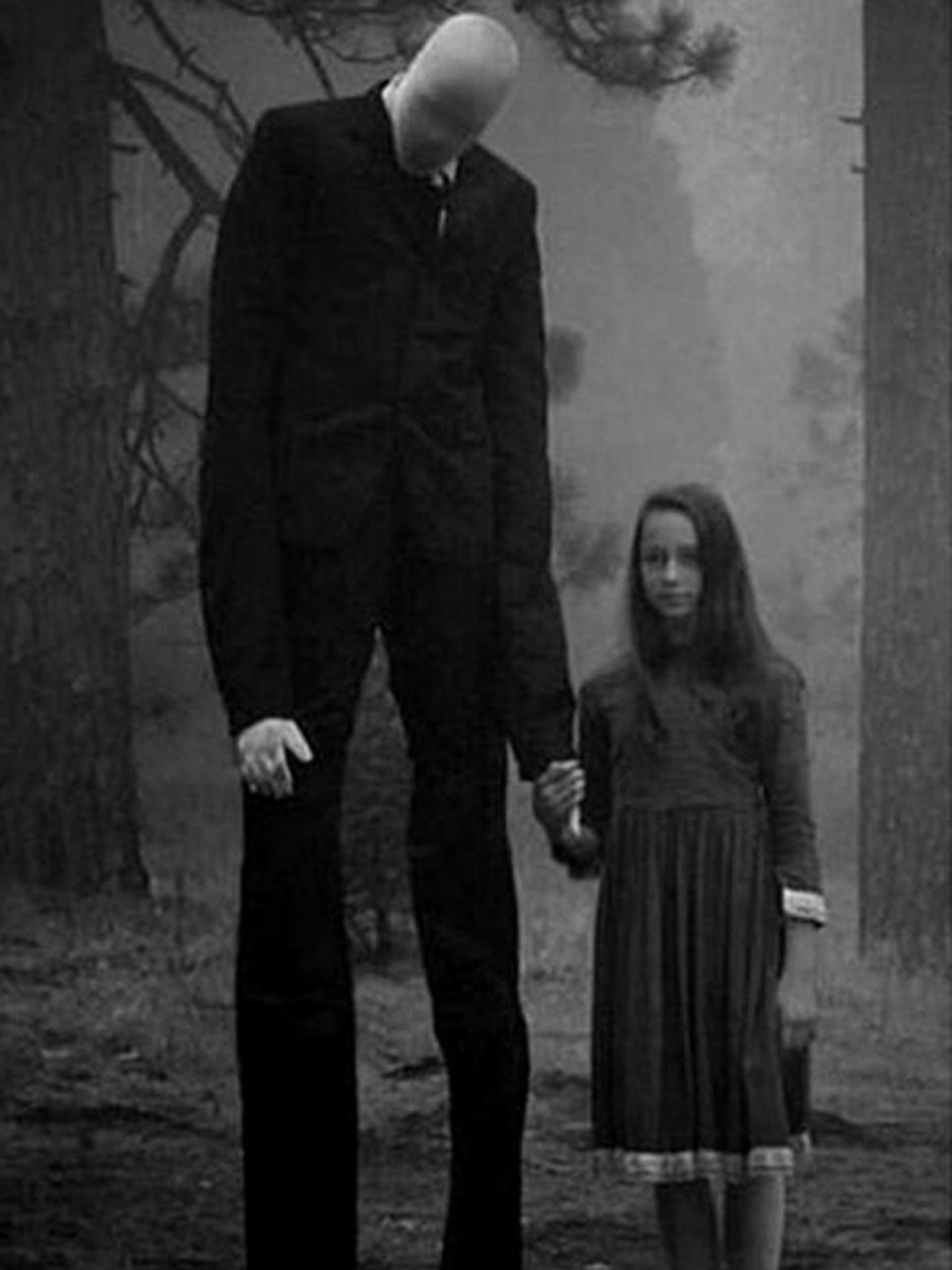 slender man (Array)