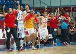 spanyol kosárlabda válogatott (Array)