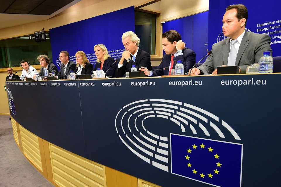 szabadság és nemzetek európája frakció (Array)