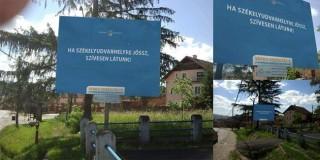székelyudvarhelyi plakát (Array)