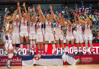 szerb kosárlabda válogatott (Array)