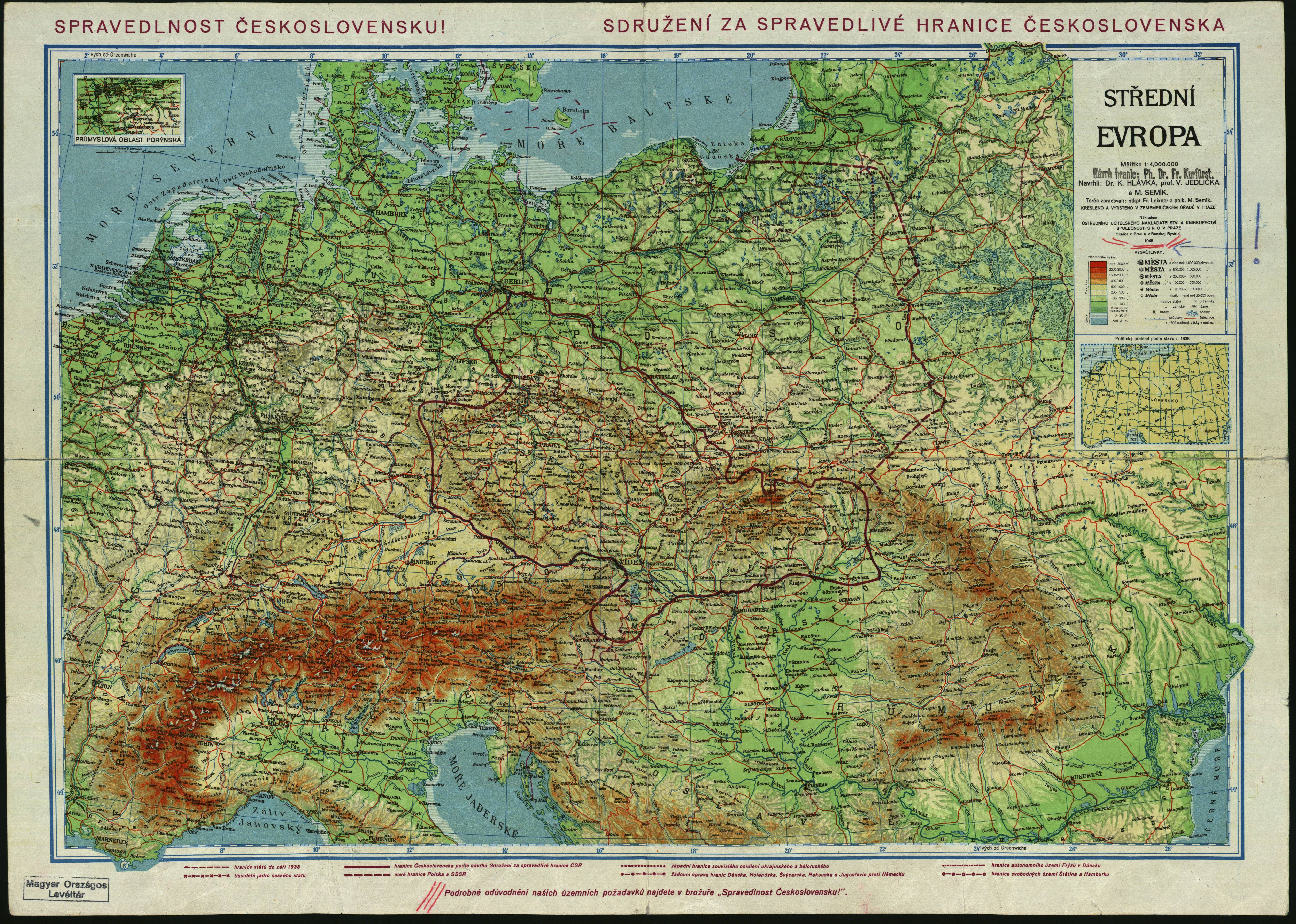 térkép 24 magyarország Vácot, Miskolcot is el akarták csatolni | 24.hu térkép 24 magyarország