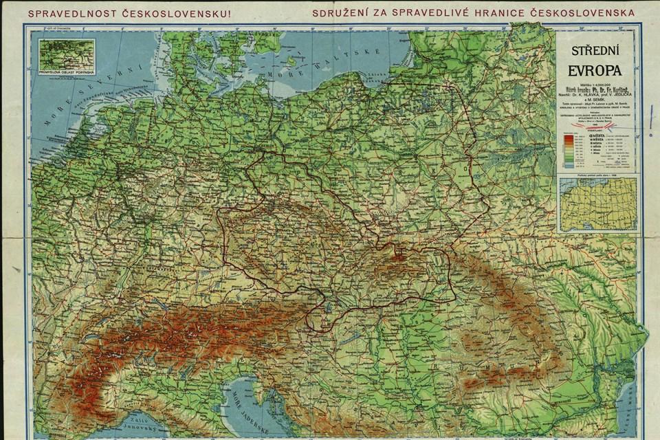 térkép 24 Vácot, Miskolcot is el akarták csatolni | 24.hu