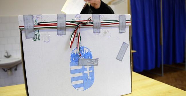 választás, szavazás (Array)