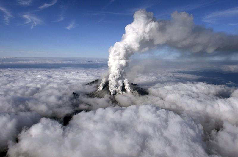 vulkán (Array)