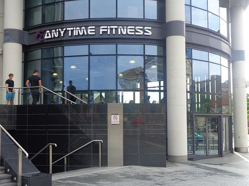 ANYTIME FITNESS (Array)