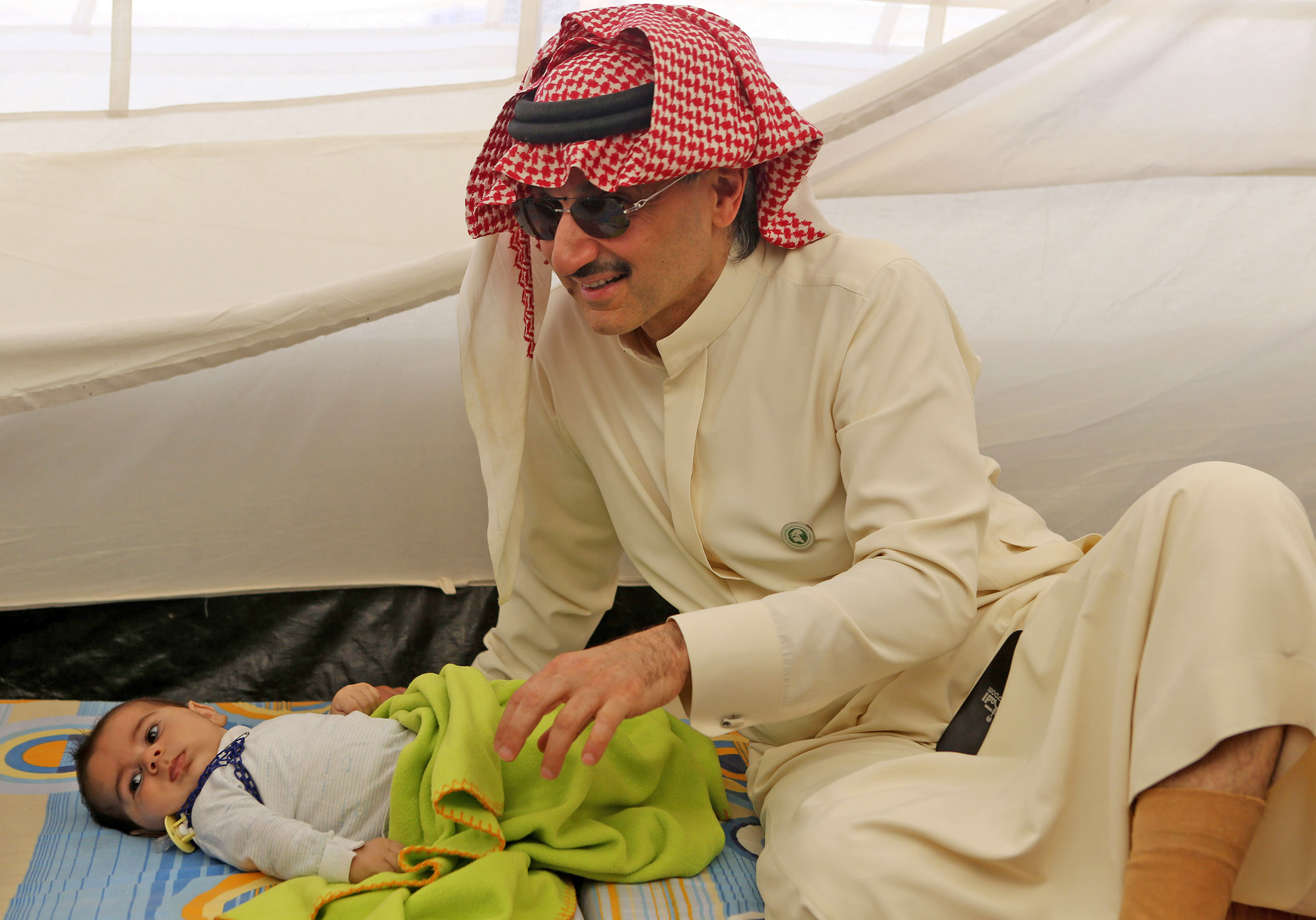 Al-Valíd bin Talal (Array)