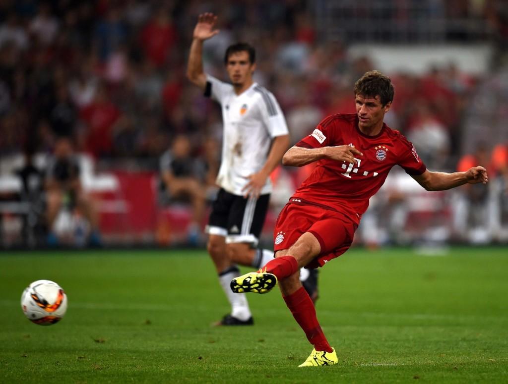 Bayern München - Thomas Müller (Array)