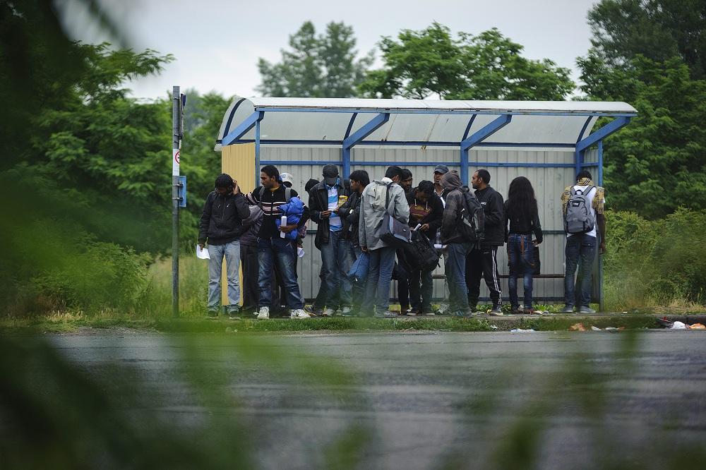 Bevándorlók Debrecenben (Array)