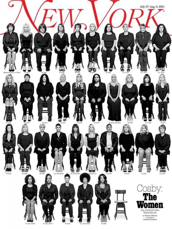 Bill Cosby áldozatai (Array)