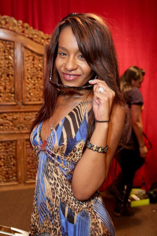 Bobbi Kristina Brown (Array)