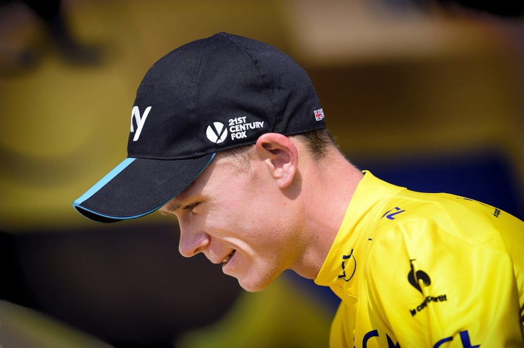 Chris Froome (Array)