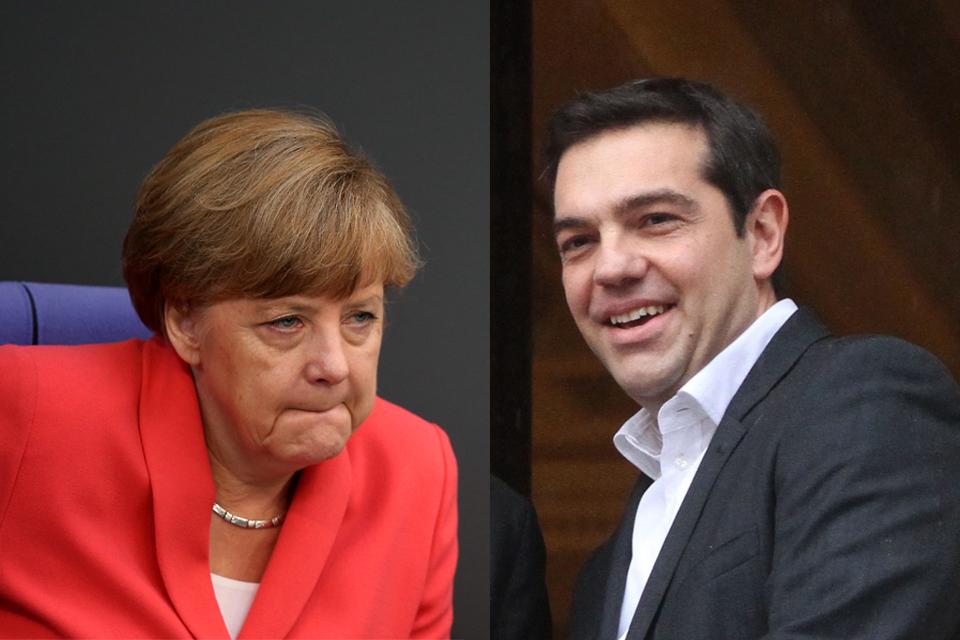 Ciprász, Merkel (Array)
