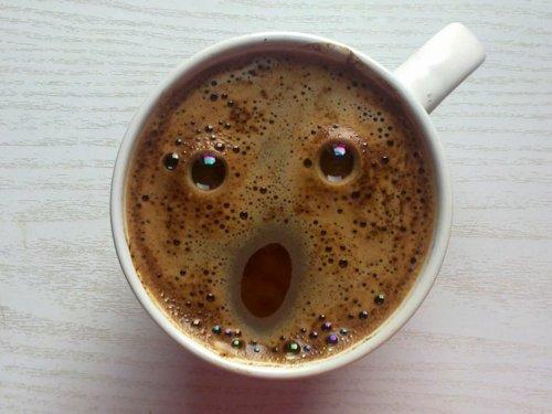 Csodálkozó kávé (Array)