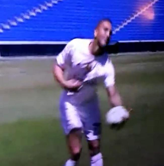 Danilo baki (Array)