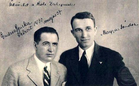Endresz György és Magyar Sándor (Array)