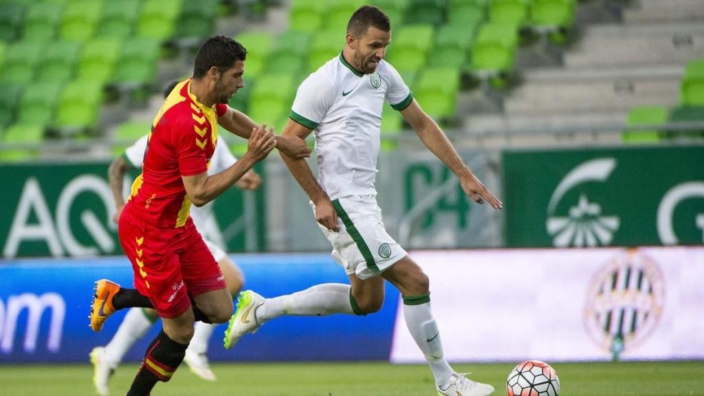 Ferencvaros - Go Ahead Eagles (Array)