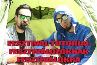 Fesztivál Tutorial (Array)