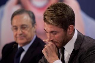 Florentino Pérez, Sergio Ramos (Array)