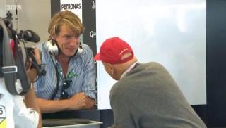 Freddie Hunt, Niki Lauda (Array)