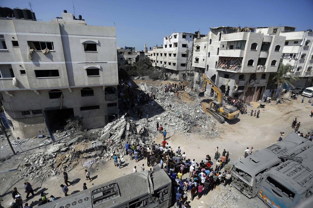 Gázai övezet (Array)