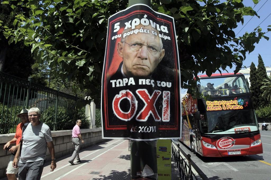 Görög plakát (Array)