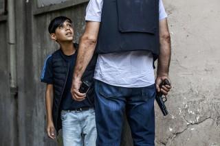 ISIL, rendőr, intézkedés, Törökország (Array)