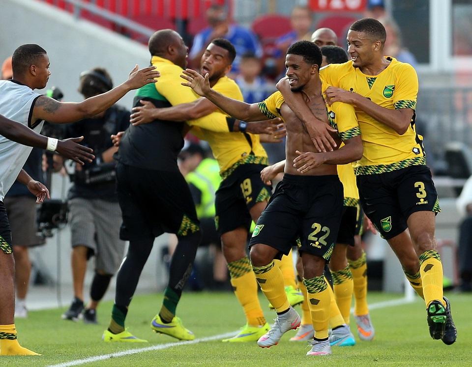 Jamaicai válogatott (Array)