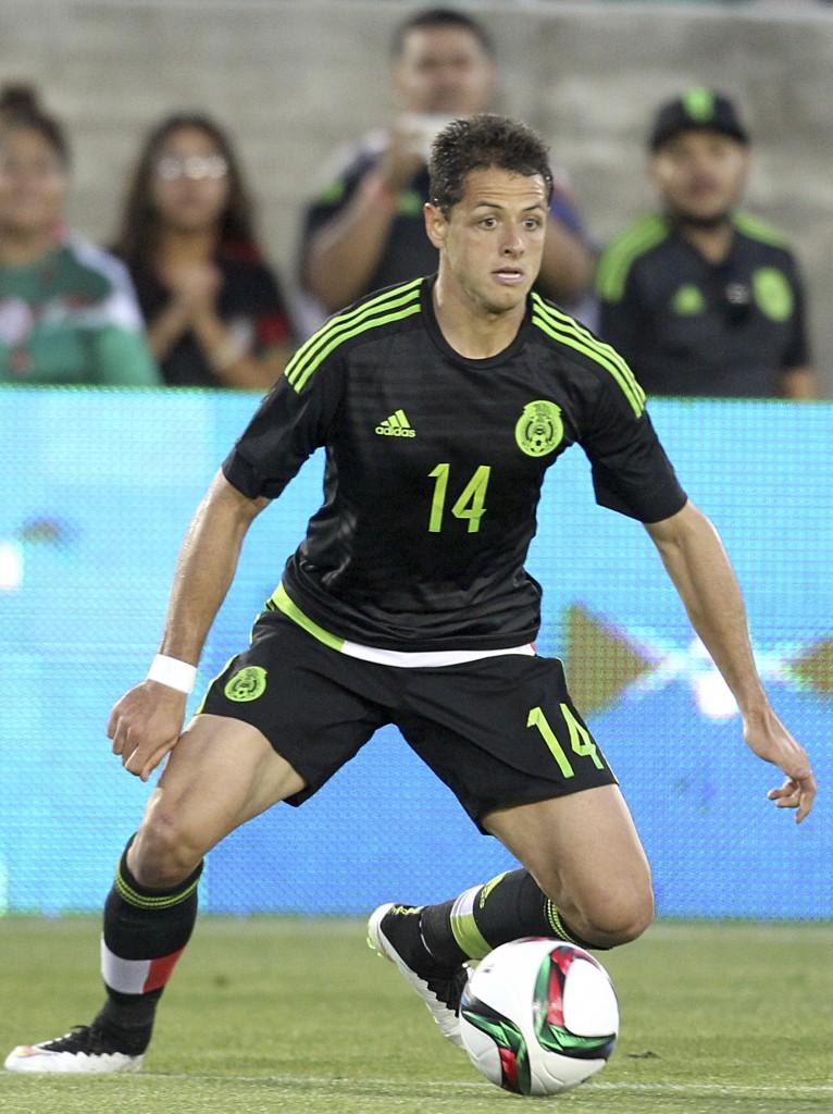 Javier Hernandez (Array)