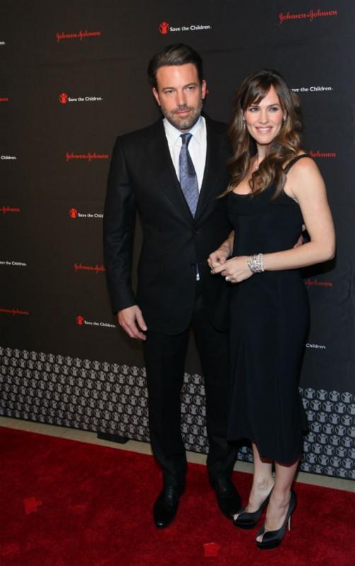 Jennifer Garner és Ben Affleck (Array)
