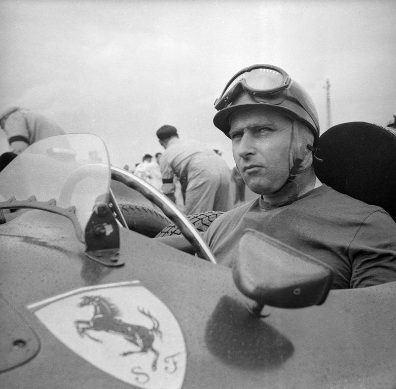 Juan Manuel Fangio (Array)